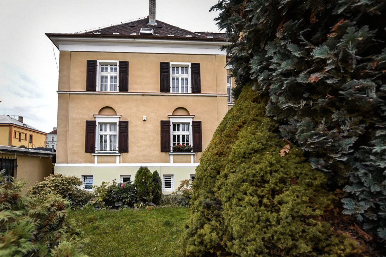 Psychoterapie Teplice, pobočka u Botanické zahrady
