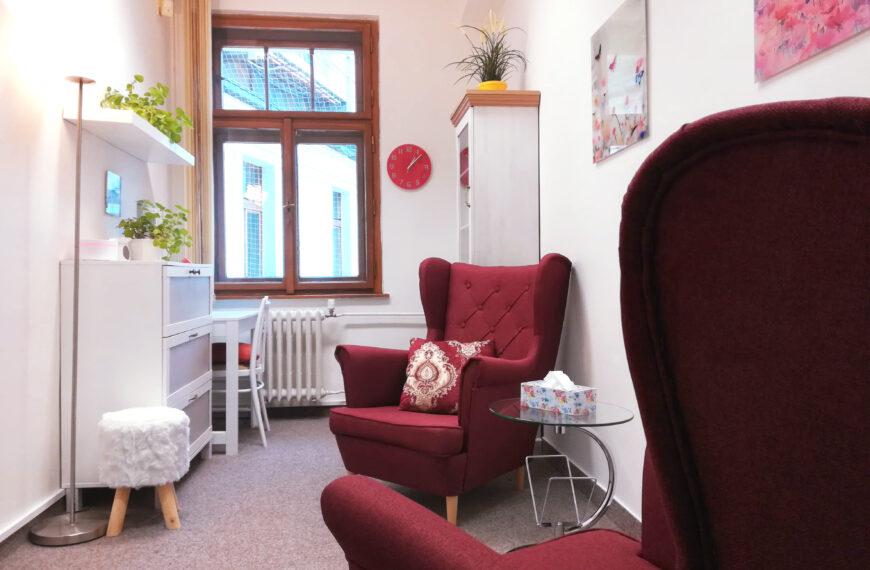 Psychoterapie Praha 1, poradna na Náměstí republiky