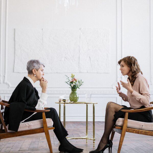 Jak probíhá psychoterapie a poradenství