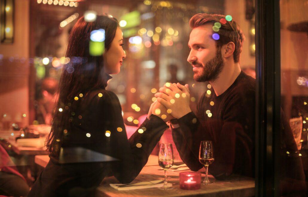 jak zakončit první rande