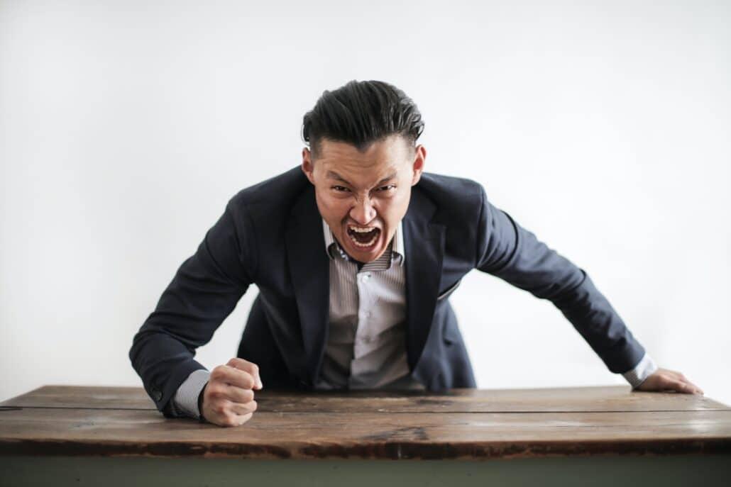 zvládání hněvu