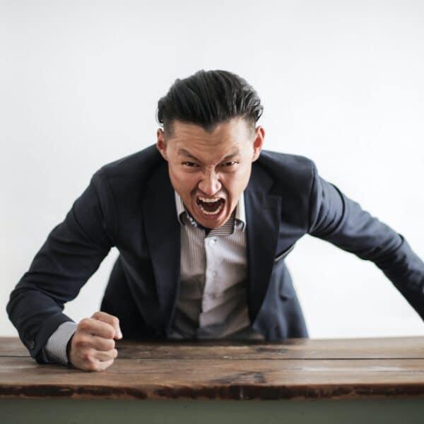 Zvládání hněvu - jak na to?