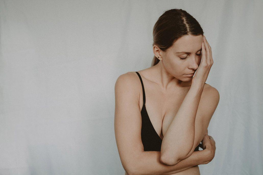 Příznaky stresu a deprese