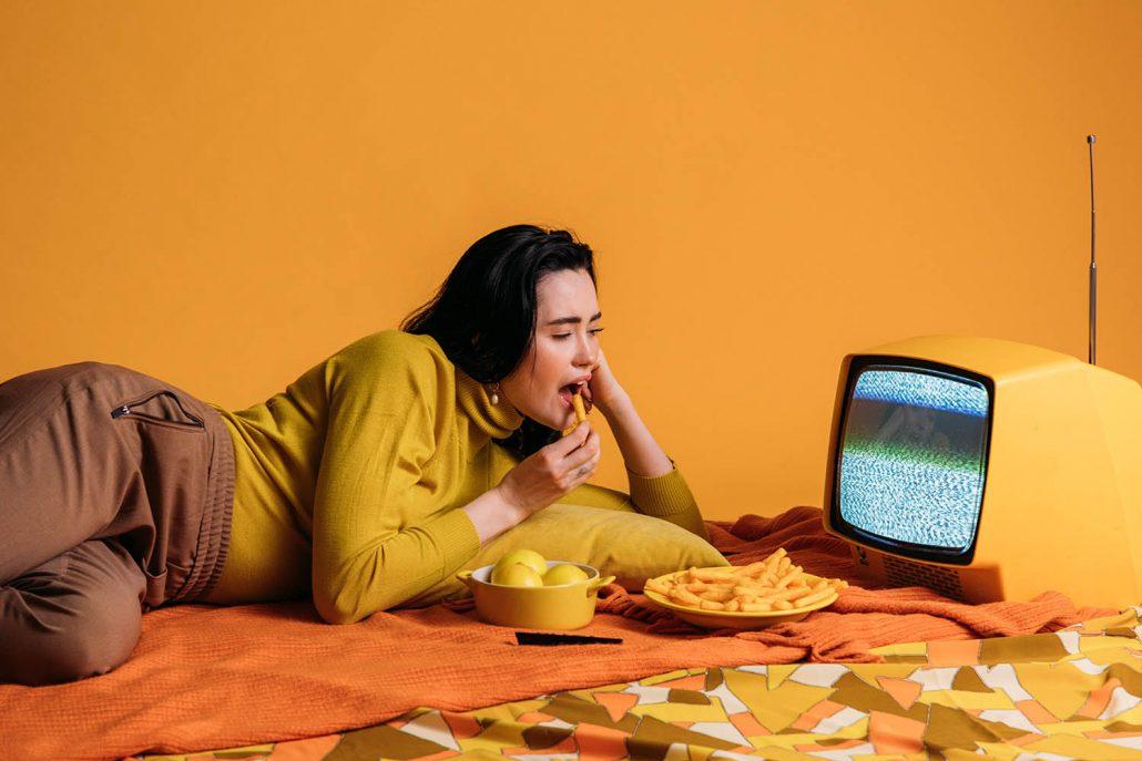 poruchy příjmu potravy