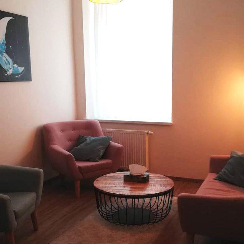 Psychoterapeut Praha 2